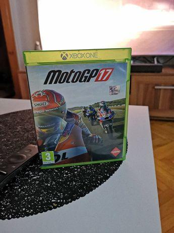 Moto GP 17 Xbox One. Świetny stan!