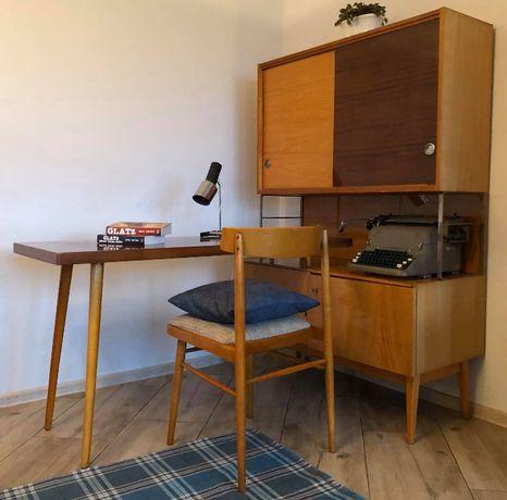 Kredens z biurkiem Jitona, Czechosłowacja, lata 60-70.