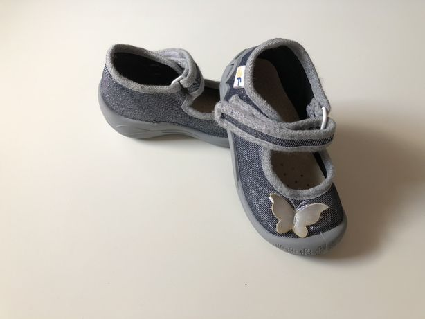 Pantofle dzieciece r.22