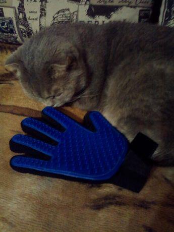 Перчатка для чесания