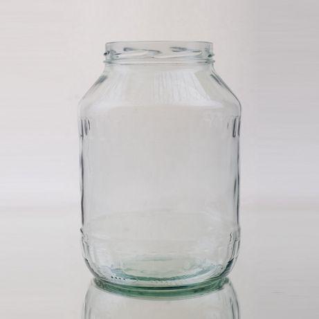 Słoiki 2650 ml (cena za sztukę) ilości całopaletowe