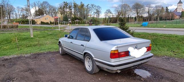 BMW 525i M50B25NV 192 km manual, szpera