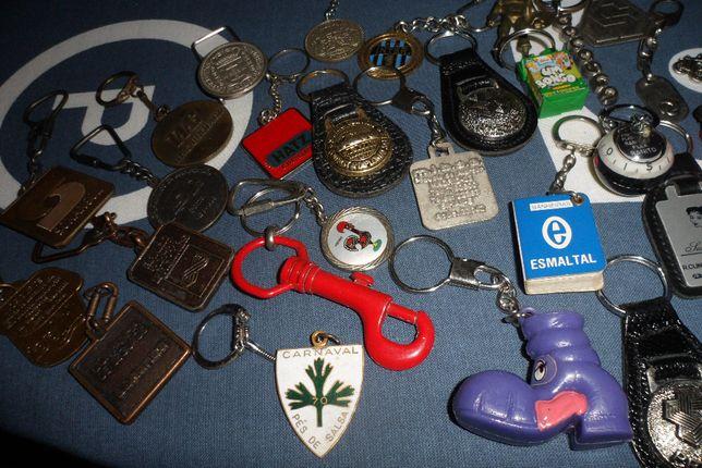 Porta chaves para colecionadores