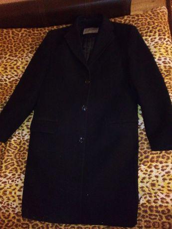 Пальто чорне коричневе чоловіче для чоловіка, хлопця