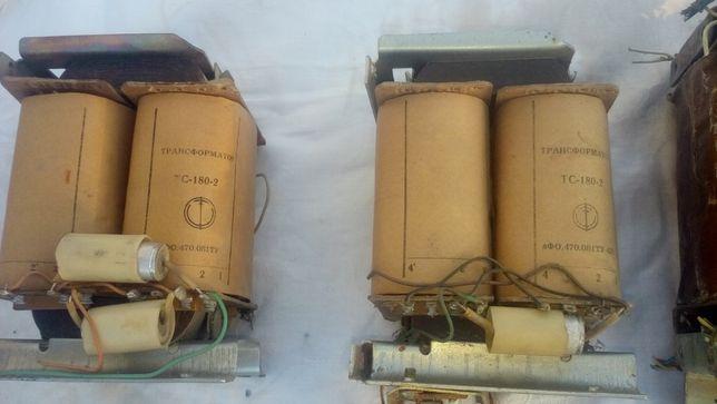 телевизионные трансформаторы ТС 250-2м