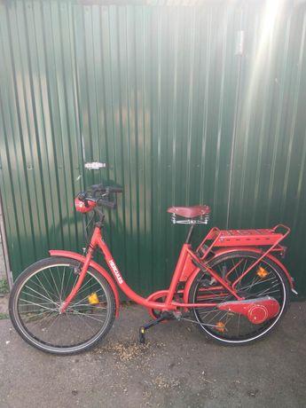 Велосипед електричний Hercules