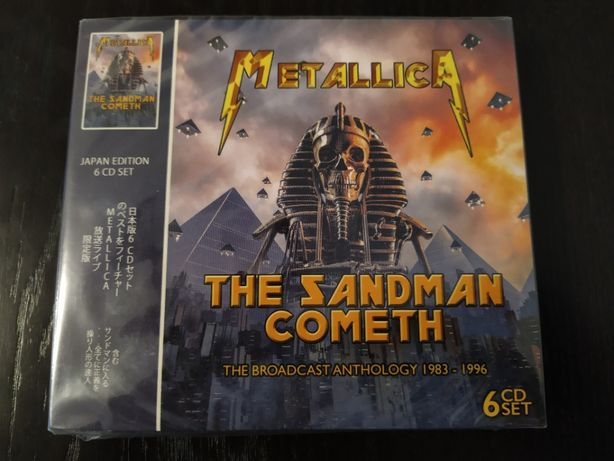 Metallica - The Sandman Cometh - The Broadcast Anthology