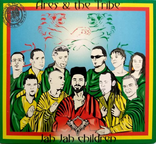 Ares & The Tribe Jah Jah Children 2009r