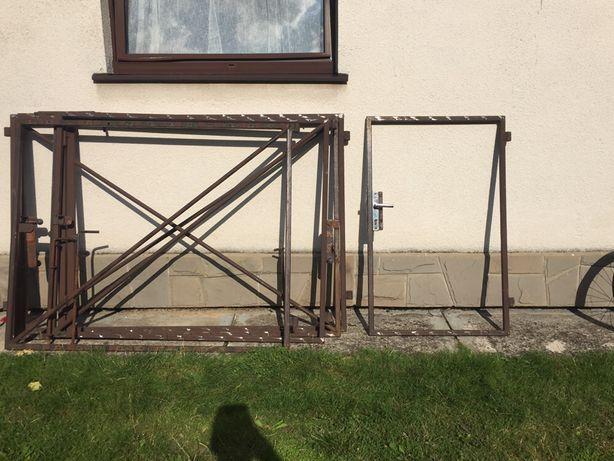 Brama wjazdowa, bramka