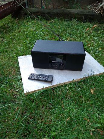 Connect 120 Radio internetowe Odtwarzacz multimediów Bluetooth WLAN DA