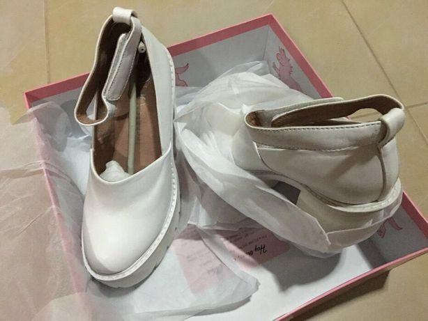 Sapatos Jeffrey Campbell originais