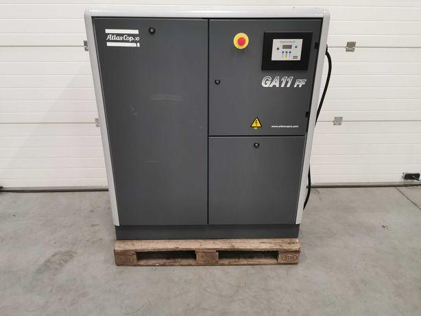 8597h!! Sprężarka śrubowa 11kw ATLAS COPCO kompresor 2000l/m +OSUSZACZ