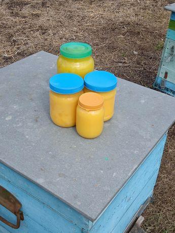 Продам мёд со своей пасеки!