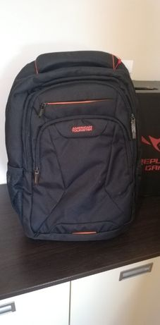 "Plecak na laptopa 17.3"" American Tourister - nowy"