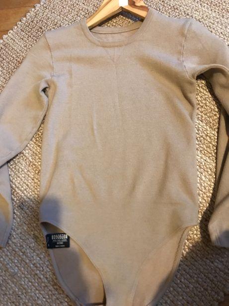 Wolford body sweter merino