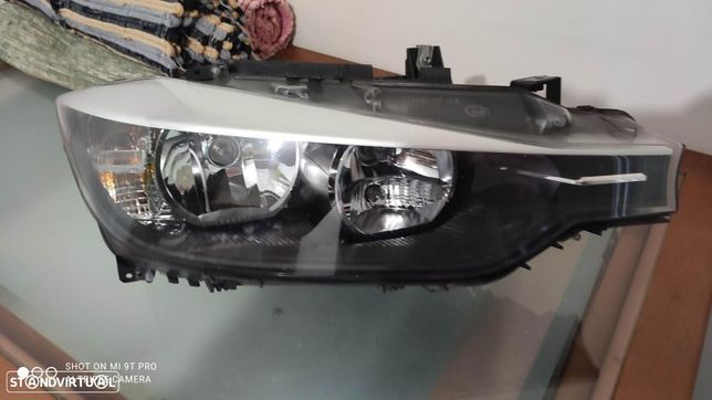 farol halogéneo BMW f30 + f31