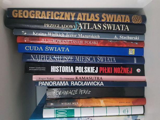 Książki / albumy po 20PLN za sztukę