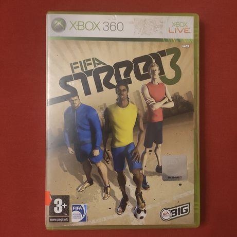 Gra konsola Xbox 360 Fifa Street 3