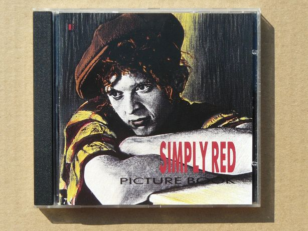 cd Simply Red - Picture Book 1992 wyd.EU tłocz.Germany SuperstaN