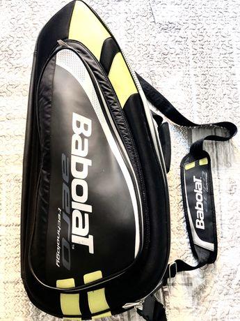 Kit de Mochila, 3 raquetes e bolas de tenis!
