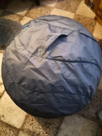 Bola de Pilatos com saco protector