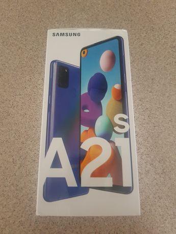 SAMSUNG Galaxy A21S Nowy