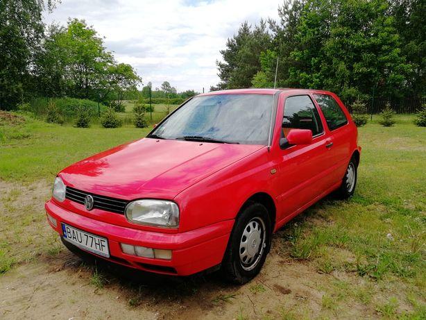 VW GOLF 3, 1.9 d, rok 1997