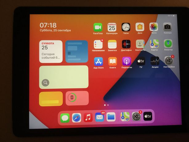 Apple iPad Air 2, Wi-Fi + LTE , 3G, 4G, 64GB, Silver, A1567