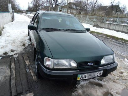 Форд сиерра седан