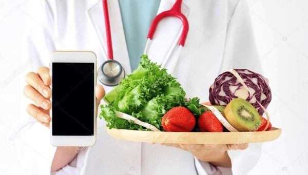 Nutricionista on line