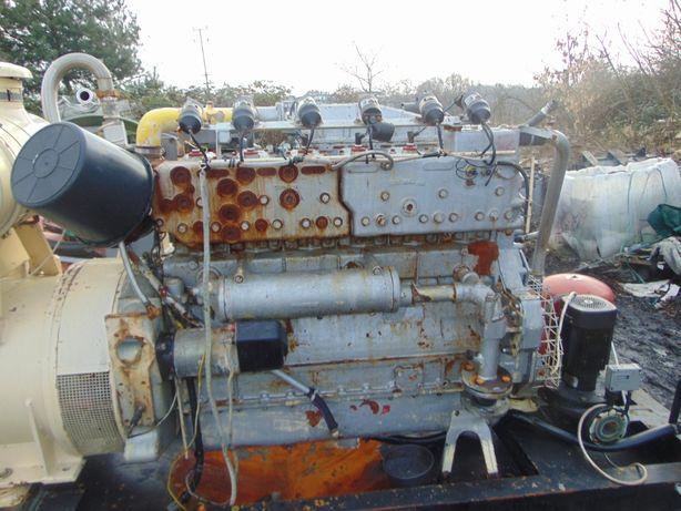Silnik Silniki Wola Gazowy Biogaz H 6 20 - 135 RT 6 TCG 160 kw 200 kw