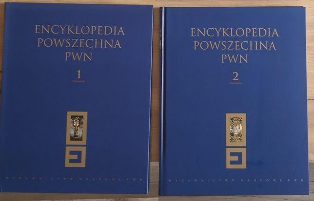 Encyklopedia powszechna PWN - tomy 1 i 2
