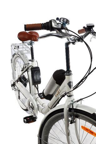 Электровелосипед RUBY с низкой рамой 36V 10Ah 500W