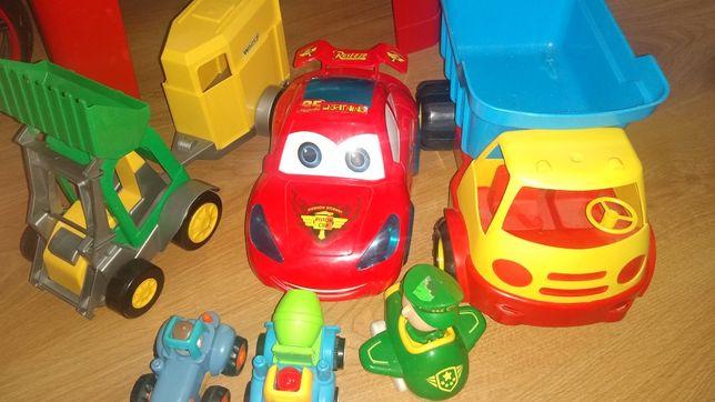 Zabawki samochodziki
