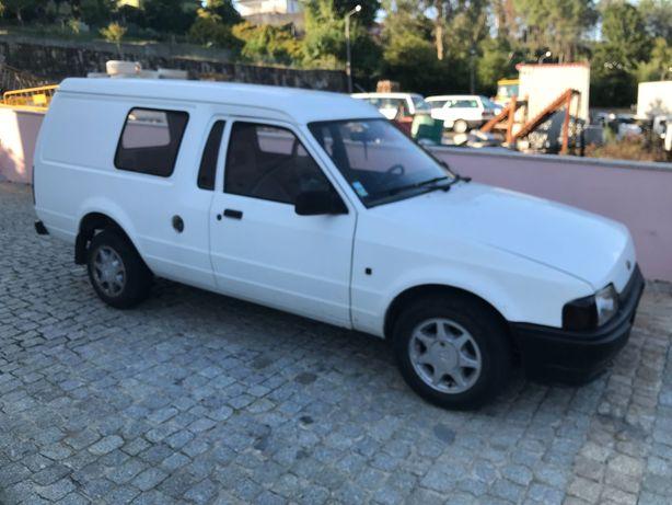 Ford escort mk4 van