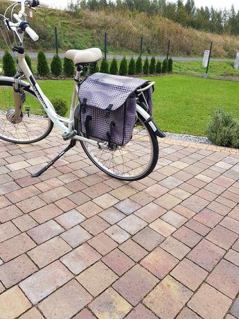 Torba rowerowa na bagaznik