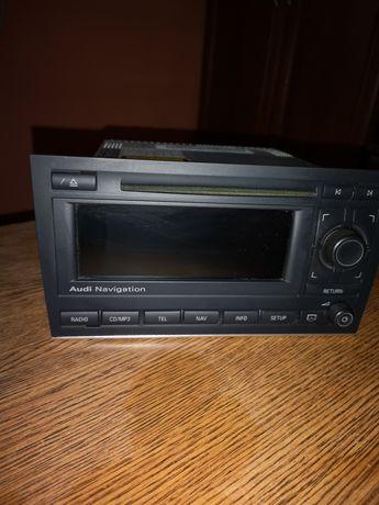 Radio Audi a4 b7 oryginał