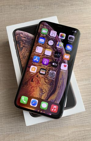 iPhone XS MAX 256gb ideal
