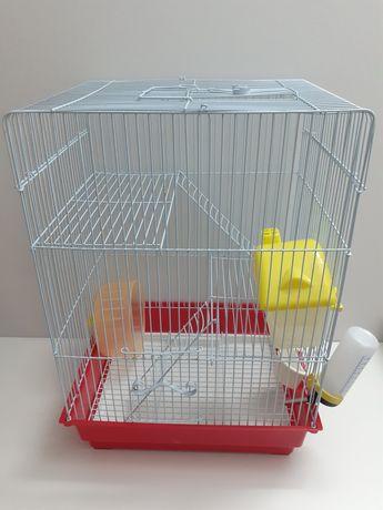 Gaiola para hamster 3 andares (bom estado)