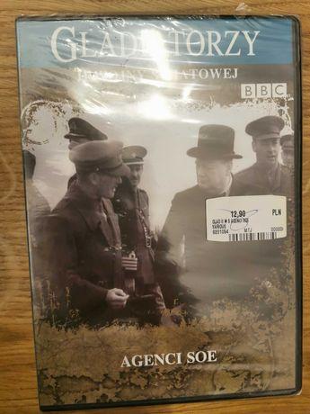 Gliadiatorzy II wojny światowej Agenci SOE