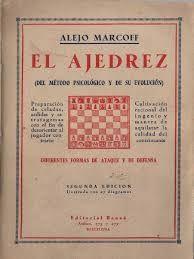 """Livro Jogo Xadrez """"EL AJEDREZ"""""""