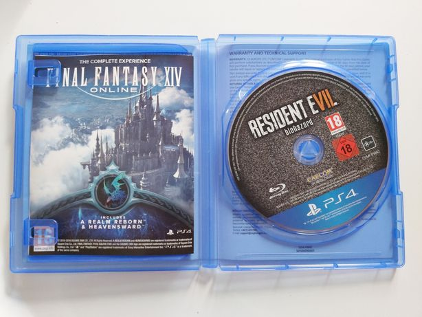 Resident Evil 7 VR PS4