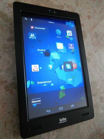 "Kobo ARC eReader tablet 7"" 32GB + Carregador 10W + Capa Port Designs"