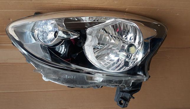 Nissan Micra MK14 2013 lift - reflektor prawy