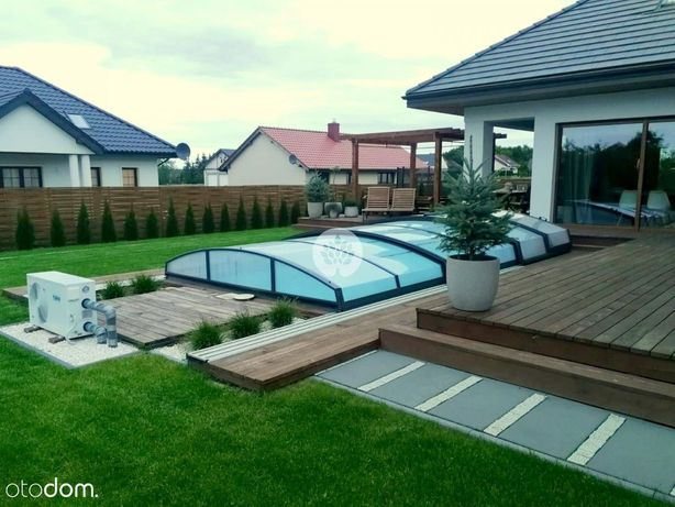 Luksusowy dom w Szubinie 250m2 z basenem