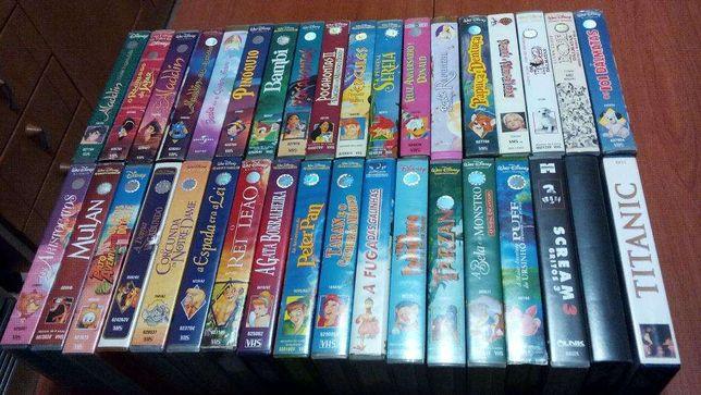 Cassetes VHS