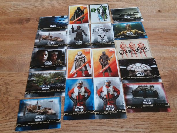 Karty Star Wars Nowe