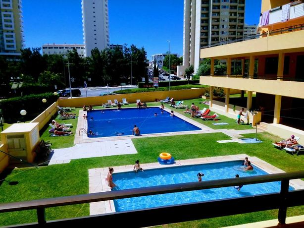 Praia da Rocha - T1 com piscina a 150m da praia