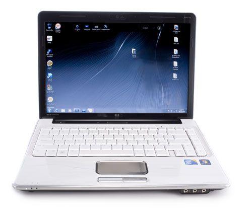 HP pavilion dv4 ноутбук