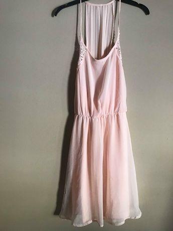 Vestido Rosa Lefties -XS